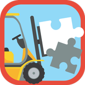 Construction Jigsaw Puzzle icon