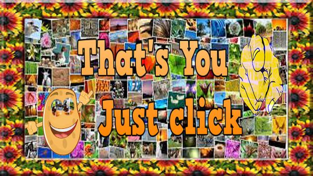 That's You! Just click poster