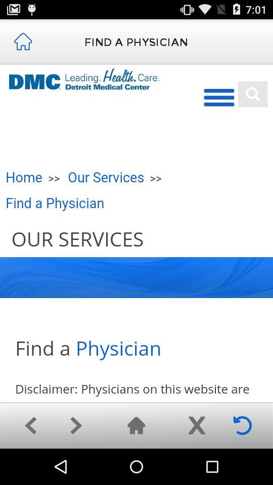 Detroit Medical Center for Android - APK Download