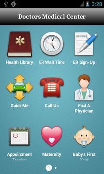 Doctors Medical Center poster