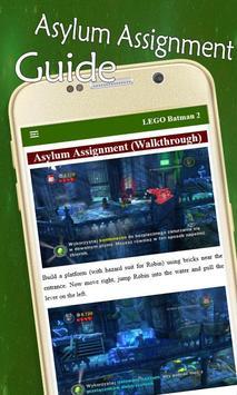 ProGuide for Lego batman 2 screenshot 6