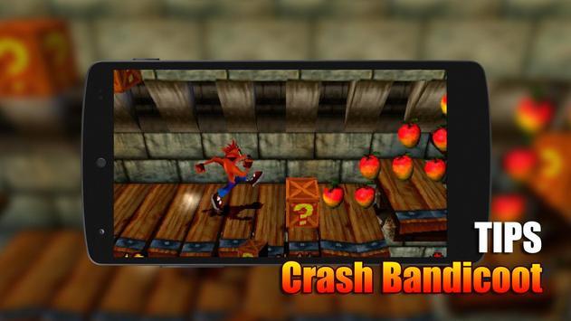 Tips Crash Bandicoot screenshot 1