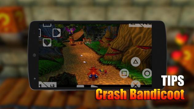 Tips Crash Bandicoot screenshot 2
