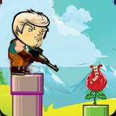 Super trump Jump: adventure world icon