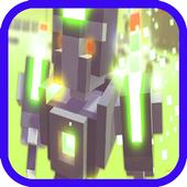 Danger Clone Simulation Drones icon
