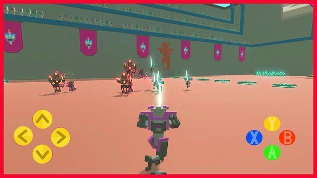 Danger Clone Simulation Drones apk screenshot