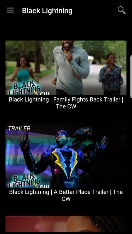 The Cw Latest TV Videos for Android - APK Download