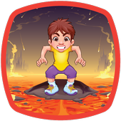 The Floor is LAVA Game Challenge! 🌋🔥 ᴼᴿᴵᴳᴵᴻᴬᴸ icon