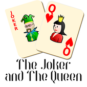 The Joker and the Queen Pod icon