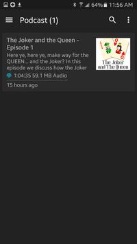The Joker and the Queen Pod apk screenshot