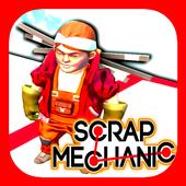 Mechanic Vehicles Scrap Build icon
