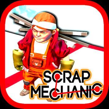 Mechanic Vehicles Scrap Build apk screenshot