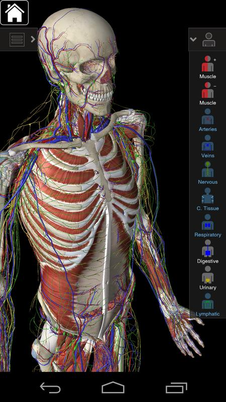 Essential Anatomy 3 For Orgs Apk Download Free Medical App For
