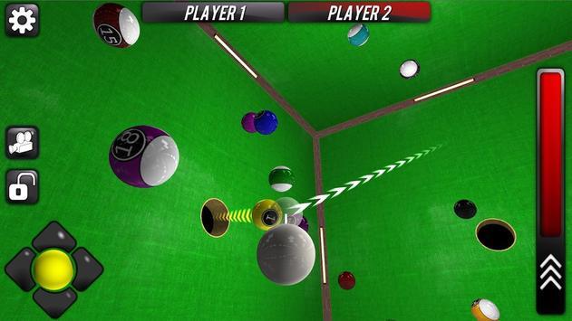 Space Pool 3D apk screenshot