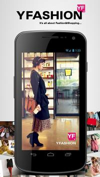YFashion Clothing&Bags&Shoes poster