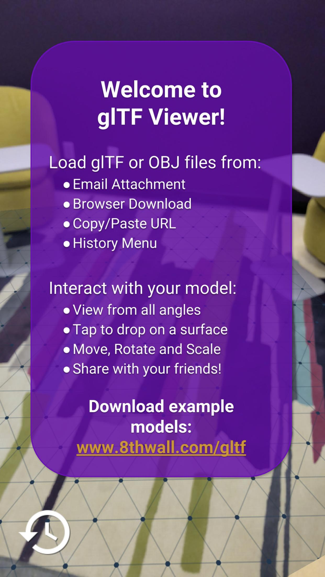 glTF Viewer for Android - APK Download