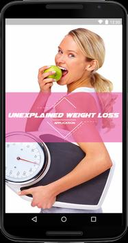 Unexplained Weight Loss poster