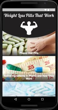 Weight Loss Pills That Work screenshot 1