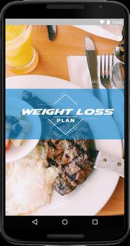 Weight Loss Plan poster