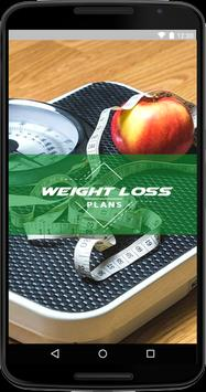Weight Loss Plans poster