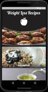Weight Loss Recipes screenshot 1