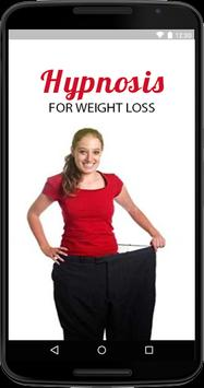 Hypnosis For Weight Loss & Self Hypnosis poster