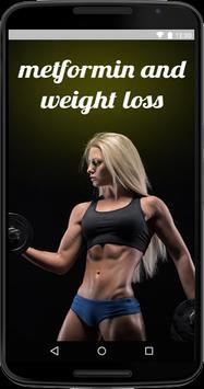 Metformin Weight Loss poster