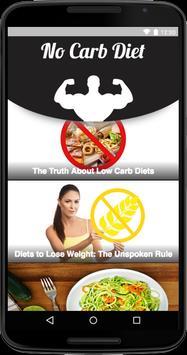 No Carb Diet apk screenshot
