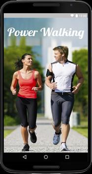 Power Walking: Walking Exercise & Race Walking 🚶 poster