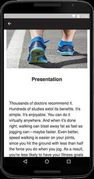 Power Walking: Walking Exercise & Race Walking 🚶 apk screenshot