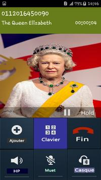The Queen Elizabeth Call You apk screenshot