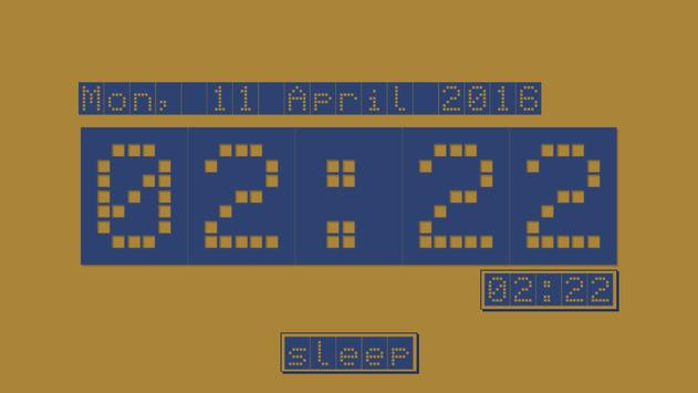 Super Indie Games Alarm Clock poster