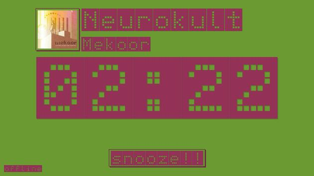 Super Indie Games Alarm Clock screenshot 1