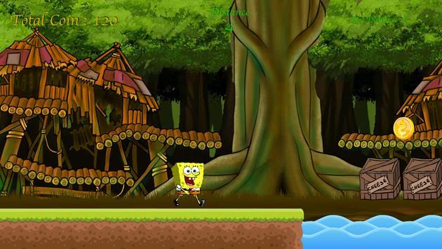 Sponge-bob Jungle Adventure screenshot 15