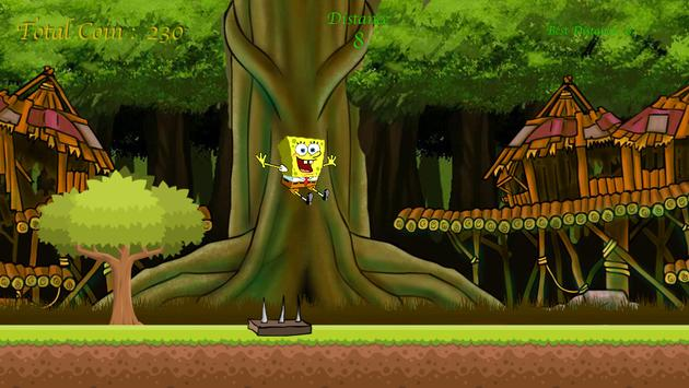 Sponge-bob Jungle Adventure screenshot 18