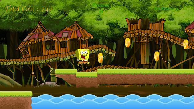 Sponge-bob Jungle Adventure screenshot 11