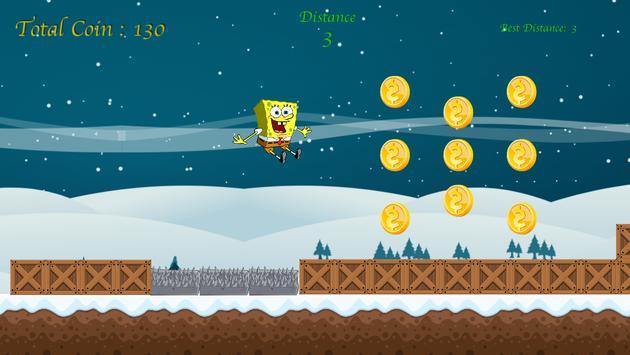 Sponge-bob Jungle Adventure screenshot 5