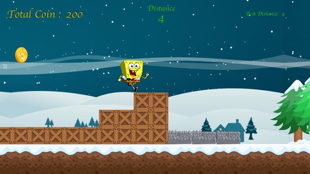 Sponge-bob Jungle Adventure screenshot 6