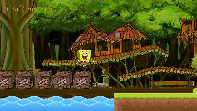 Sponge-bob Jungle Adventure screenshot 8