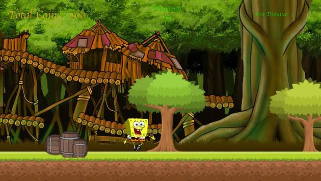 Sponge-bob Jungle Adventure screenshot 9