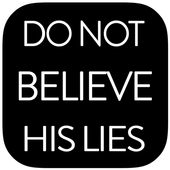 Do Not Believe His Lies FREE icon