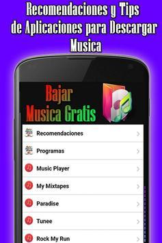 Bajar Musica Gratis Guia screenshot 3