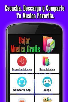 Bajar Musica Gratis Guia poster