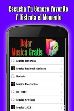 Bajar Musica Gratis Guia screenshot 1