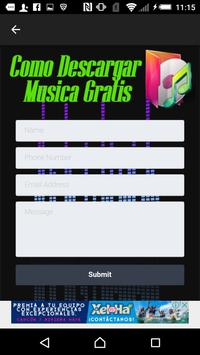 Descargar Musica Gratis Guia screenshot 7