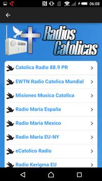 Radios Catolicas screenshot 2