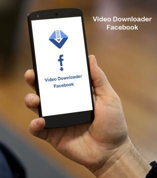 Video Download For Facebook poster