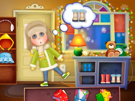 Guess the Dress (app for kids) screenshot 4