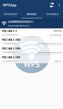 WPSApp apk تصوير الشاشة