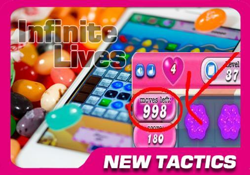 Tactic Candy Crush Saga poster